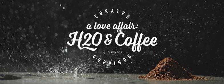 A Love Affair - H2O & Coffee
