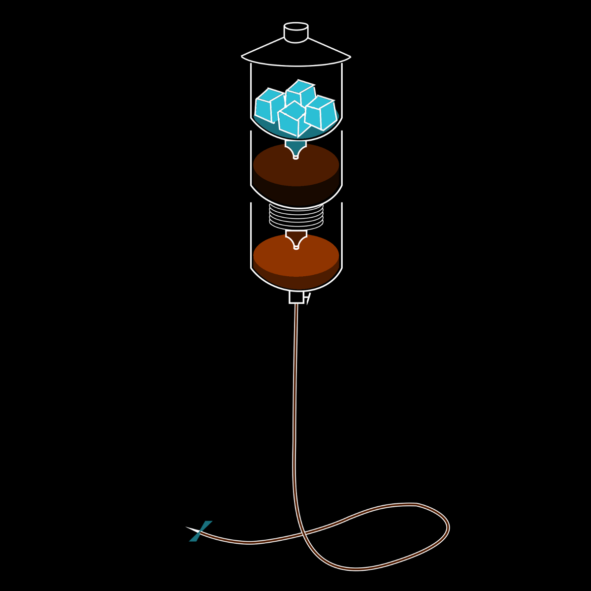 Challenge - Drop of cold drip