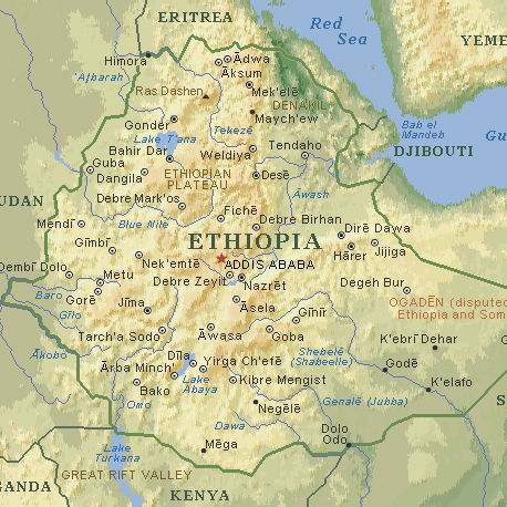 Challenge - Ethiopian Coffee