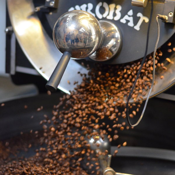 Coffee Roasting - First crack