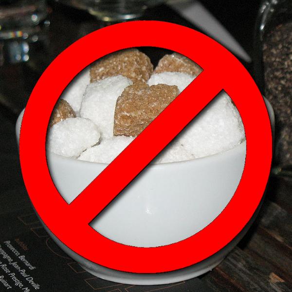 Challenge - No Sugar