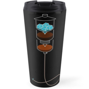 Cold Drip IV Travel Mug