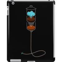 Cold Drip IV iPad Case