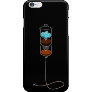 Cold Drip IV Phone Case