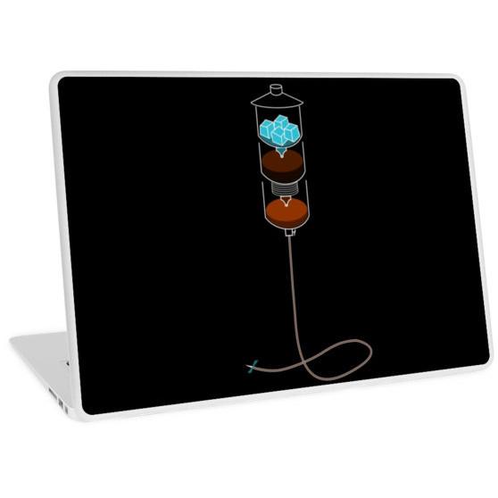 Cold Drip IV Laptop
